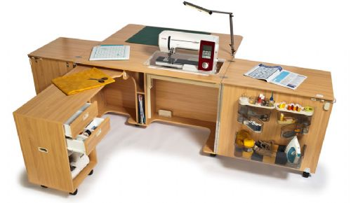 Horn Sewing Cabinets, Tables and other Furniture